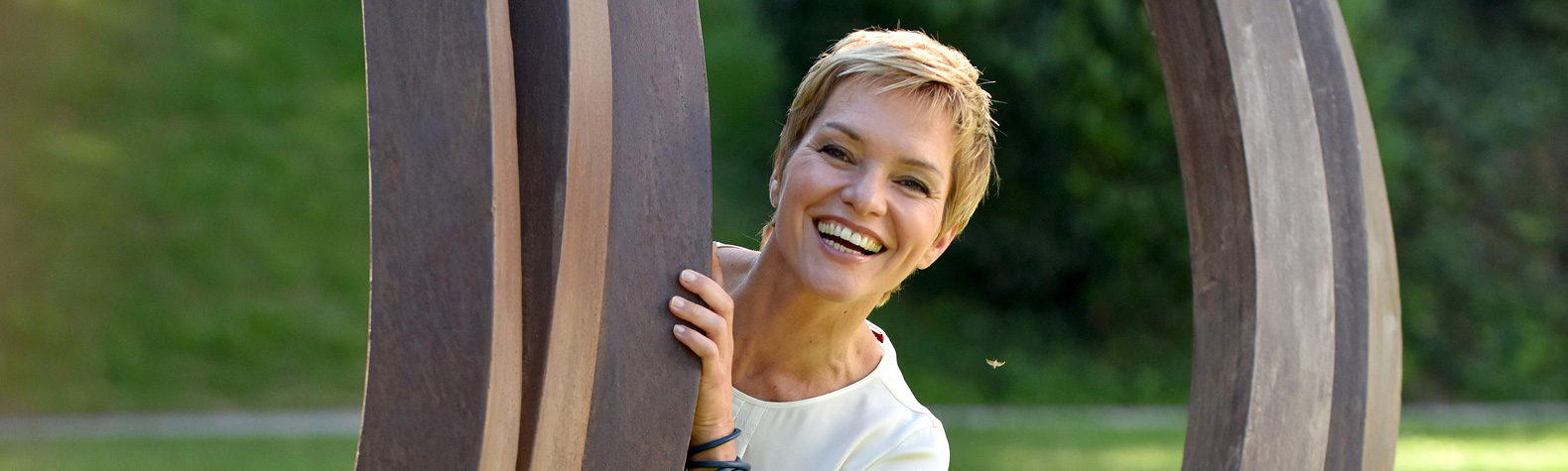 Evelin König: Moderatorin - Journalistin